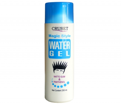 Cruset Magic Style Water Gel 250 ml. (Export Only)