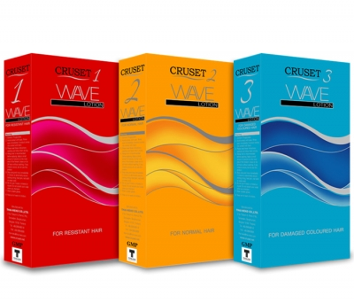 Cruset Wave Lotion 1,2,3 105 ml.