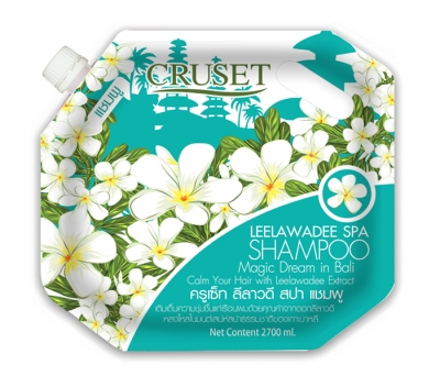 Cruset Leelawadee Spa Shampoo 2,700 ml.