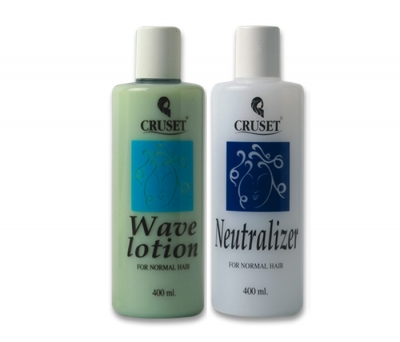 Cruset Wave Lotion (Herbal) 400 ml
