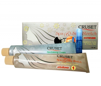 Cruset Spa & Silky Stretch 90 and 170 ml.