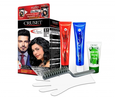 Cruset Hi-Speed Hair Colour S1 - S7 45 g