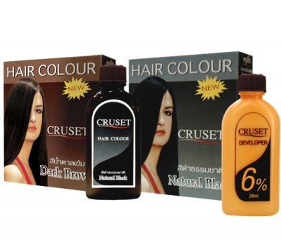 Cruset Hair Colour 28 ml.