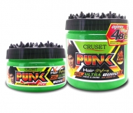 Cruset Punk Hair Styling Gel Ultra Hold & Shine 250 and 500 ml.