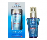 Cruset Blue Diamond Hair Serum 80 ml.