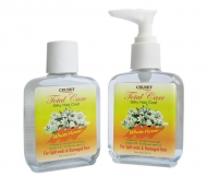 Cruset Total Care Silky Hair Coat (White Flower) 85 ml.