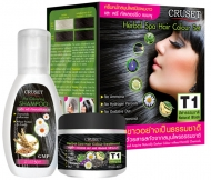 Cruset Herbal Spa Hair Colour Set T1/T2/T3 60 ml