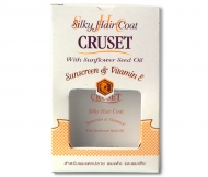 Cruset Silky Hair Coat (Pump and Refill) 85 ml.
