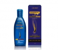 CRUSET Hair Control Shampoo A1 for Greasy or Oily Scalp