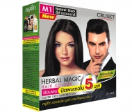 Cruset Herbal Magic Hair Colour M1/M2/M3 25 ml.